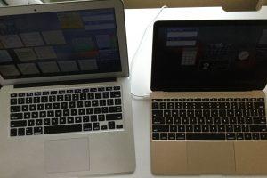 air13 and macbook12